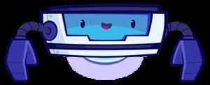 Blocky Blue