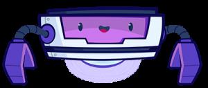 Blocky Purple
